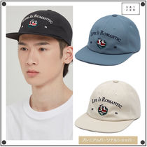 日本未入荷ROMANTIC CROWNのLIFE IS ROMANTIC CAP 全3色