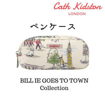 【Cath Kidston】ぺンケース / BILLIE GOES TO TOWN Collection