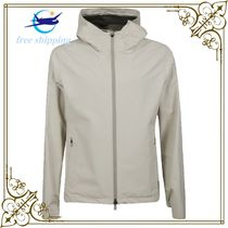 Herno Zip Hooded Jacket