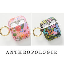 【Anthropologie】花柄シリコンAirpodsケース