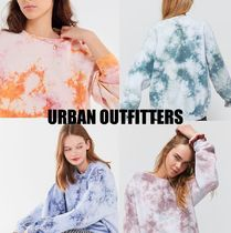 Urban Outfitters(アーバンアウトフィッターズ) スウェット・トレーナー 【Urban Outfitters】☆大人気☆ Tie-Dye Crew Neck Sweatshirt
