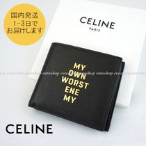 国内即発★CELINE★FROM THE BEGINNING バイフォールドWALLET♪