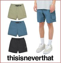 [thisisneverthat] DSN Hiking Short  ★数量限定★