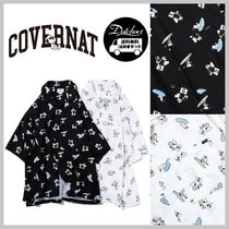 COVERNAT(コボナッ) シャツ CXPEANUTS 70th SNOOPY ALOHA SHIRTS MH1631 追跡付