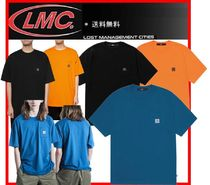 ☆韓国の人気☆【LMC】☆LMC BASIC POCKET TEE☆UNISEX☆
