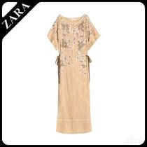 ★ZARA★ LIMITED EDITION ジャカードワンピース