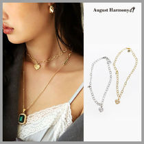 ◆AUGUST HARMONY◆ OPAL PETALS CHOKER NECKLACE チョーカー