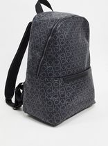★Calvin Klein★日本未入荷☆Mono all over logo backpack