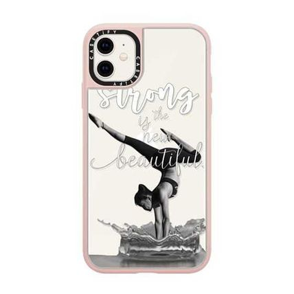 Casetify スマホケース・テックアクセサリー Casetify iphone Grip case♪Strong is the new Beautiful ...♪(2)