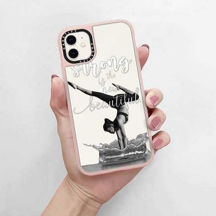 Casetify スマホケース・テックアクセサリー Casetify iphone Grip case♪Strong is the new Beautiful ...♪(4)