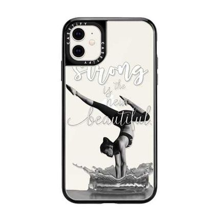 Casetify スマホケース・テックアクセサリー Casetify iphone Grip case♪Strong is the new Beautiful ...♪(5)
