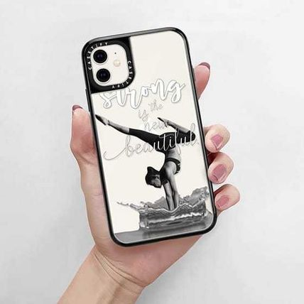 Casetify スマホケース・テックアクセサリー Casetify iphone Grip case♪Strong is the new Beautiful ...♪(7)