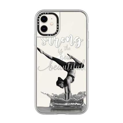 Casetify スマホケース・テックアクセサリー Casetify iphone Grip case♪Strong is the new Beautiful ...♪(8)
