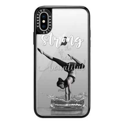 Casetify スマホケース・テックアクセサリー Casetify iphone Grip case♪Strong is the new Beautiful ...♪(11)
