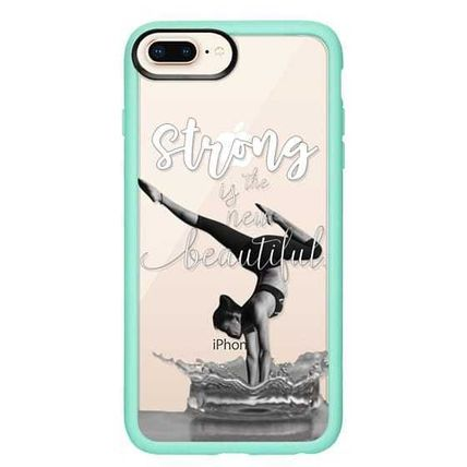 Casetify スマホケース・テックアクセサリー Casetify iphone Grip case♪Strong is the new Beautiful ...♪(12)