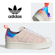 【adidas Originals】Superstar Bold Girls Are Awesome Shoes