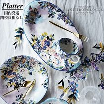 大好評【Anthropologie】Gardenshire Platter