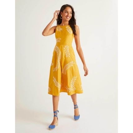 Boden ワンピース Boden Fenella Embroidered Dress ワンピース(3)