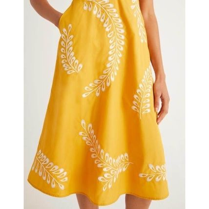Boden ワンピース Boden Fenella Embroidered Dress ワンピース(6)
