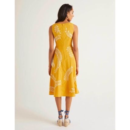 Boden ワンピース Boden Fenella Embroidered Dress ワンピース(7)