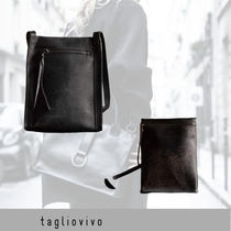 tagliovivo Bag 'Zip Cross Body brown'