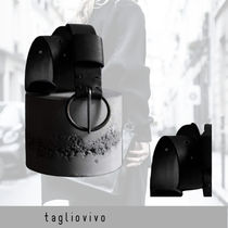 tagliovivo Belt 'Old Ring Buckle'