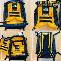 Supreme The North Face RTG Backpack / Gold