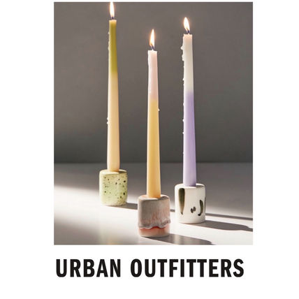 Urban Outfitters キャンドル 【Urban Outfitters】★大人気★キャンドル立て