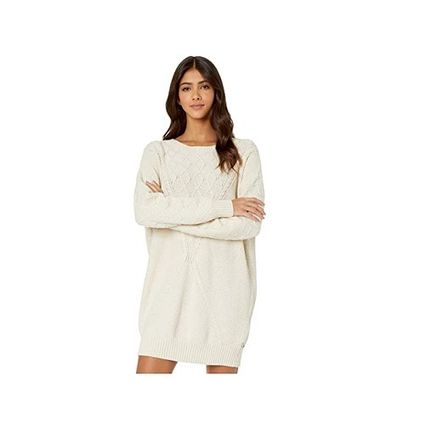 ROXY ワンピース 大人気!Roxy Snow Day Sweater Dress