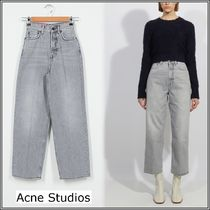 【ACNE STUDIOS】2020SS 国内発送 1993 StoneGrey5-Pocket Jeans