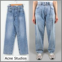 【ACNE STUDIOS】2020SS 国内発送 1991Toj LightBlue Trash Jean