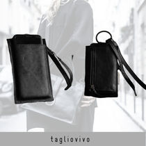 tagliovivo Practicable shoulder wallet & mobile phone case
