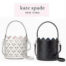 お洒落なバケットバック【KATE SPADE】 Dorit small bucket bag