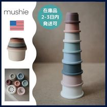 ◆mushie◆アメリカ◆Stacking Cups Toy 知育 おもちゃ 北欧