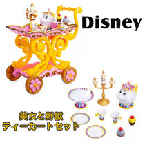 Disney★美女と野獣 Be Our Guest歌う ティーカートセット