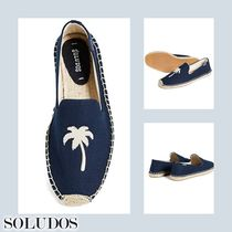 【SOLUDOS】メッシュ 靴