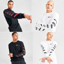 ★NIKE MEN'S JORDAN AIR SWERVE LONG-SLEEVE T-SHIRT CD5509★