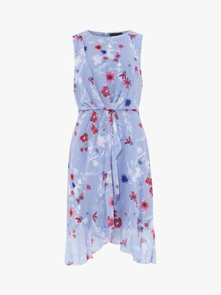Phase Eight ワンピース 【関税込】Phase Eight ワンピース☆Andrea Floral Georgette Dr(5)