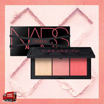 NARS☆Orgasm X Collection☆限定☆3色チークパレット