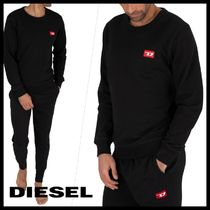 DIESEL*Lounge Willy スウェット&パンツセット*Black*送料込
