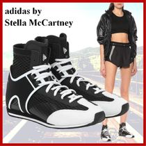【adidas by Stella McCartney】Boxing high top sneakers