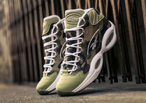 A Bathing Ape x Mita Sneakers x Question Mid '1st Camo'