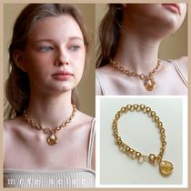 KINDABABY bold chain necklace チェーンネックレス