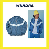 BIG SALE! 韓国人気★WKNDRS★DENIM IPFU JACKET ジャケット
