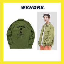 BIG SALE! 韓国人気★WKNDRS★NANCY SHIRT JACKET ジャケット