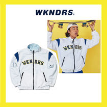 SALE! 韓国人気★WKNDRS★ATHLETIC ZIP UP JACKET ジャケット