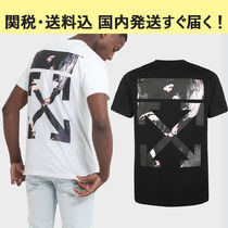 Off-White Dripping Arrows Tシャツ