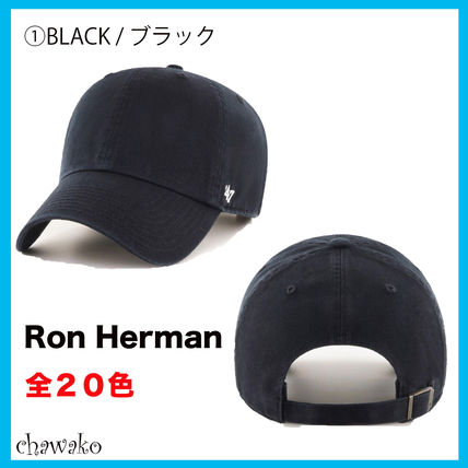 Ron Herman CLASSIC  '47 CLEAN UP キャップ 帽子★全20色