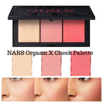 限定★NARS★ORGASM X CHEEK PALETTE