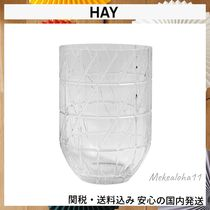 HAY☆ヘイ Clear Colour Vase Large 花瓶